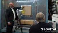 Shielding effectiveness tested GEOVITAL T98