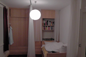 Zabezpieczenie sypialni przed promieniowaniem