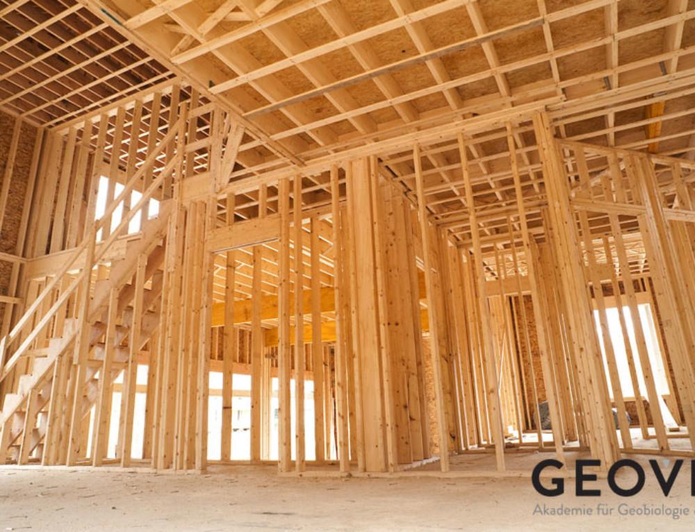 Budynek z drewna – wspaniały pod względem biologicznym, ale stanowiący katastrofę elektrobiologiczną!