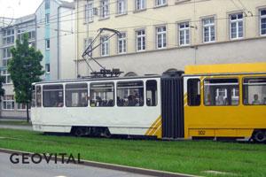 Elektrosmog z trakcji tramwajowej