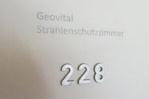 Pokój hotelowy nr 228 zabezpieczony przed promieniowaniem przez firmę GEOVITAL